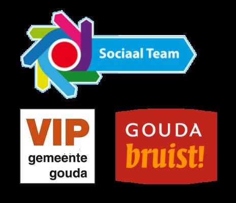 Sociaal team, VIP gemeente Gouda, Gouda bruist!